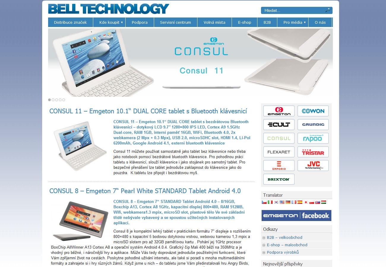 Bell Technology
